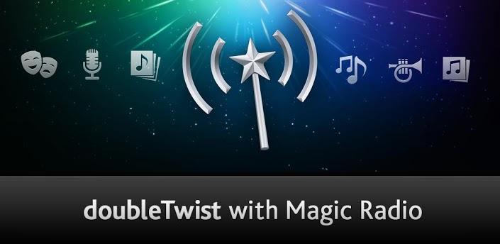 DoubleTwist запускают Magic Radio - новый потоковий музыкальный сервис