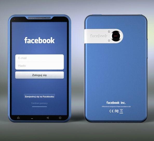 Facebook собираются выпустить смартфон совместно с HTC