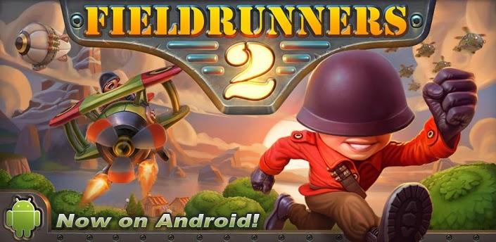 Fieldrunners 2 теперь и на Google Play