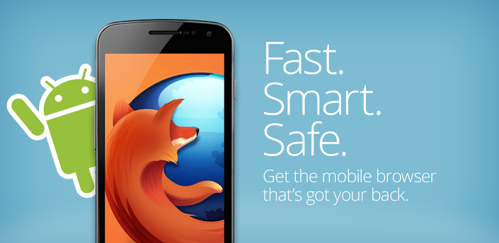 Firefox Browser для Android