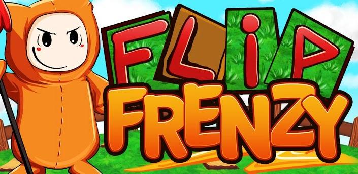 Flip Frenzy - новая уникальная головоломка для Android