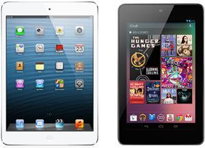 Full HD Nexus 7 поступит в продажу задолго до Apple iPad Mini 2