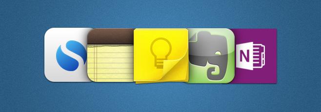 Google Keep vs Evernote vs OneNote vs Notes vs Simplenote: выбираем сервис для создания заметок