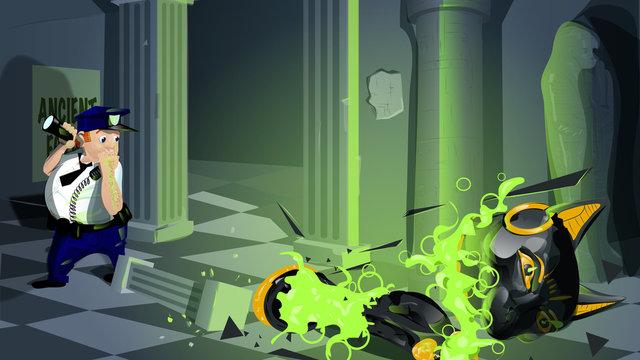 Green Throttle Games собираются пошатнуть рынок игровых консолей