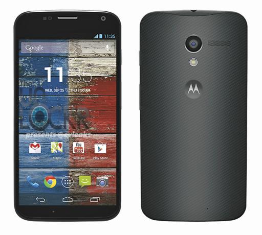 Moto X (Google/Motorola X Phone) станет настоящим прорывом!