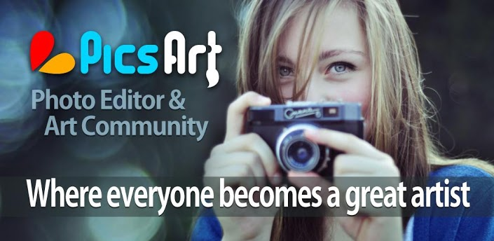 PicsArt - Photo Studio апк