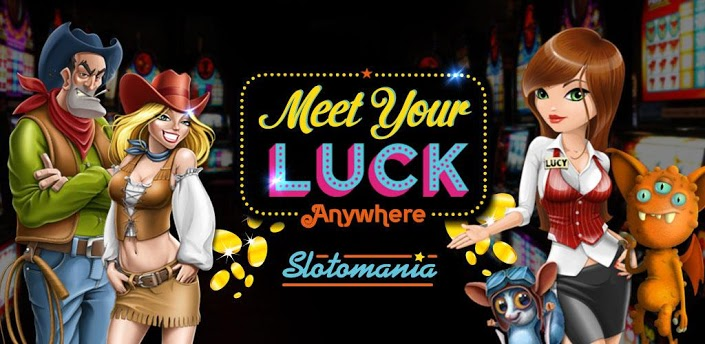 Slotomania - slot machines апк