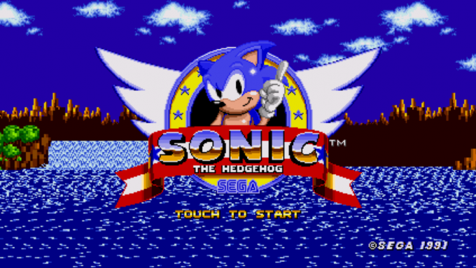 Sonic the Hedgehog появится на Android