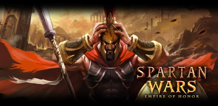 Spartan Wars Empire of Honor апк