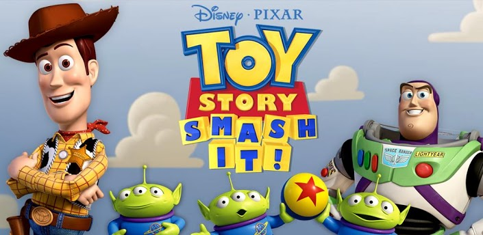 Toy Story Smash It! android apk