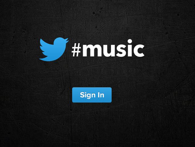 Twitter запускают музыкальный сайт #Music