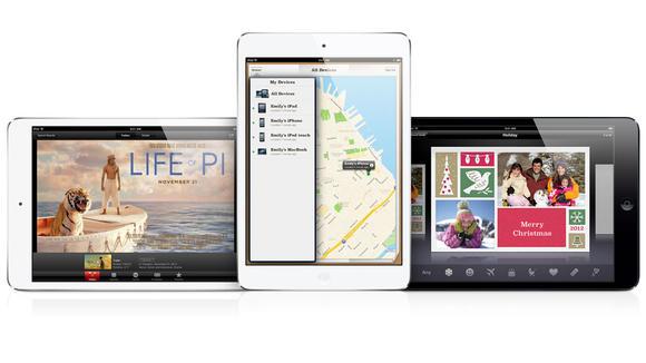 iOS 7 - новая версия операционной системы от Apple