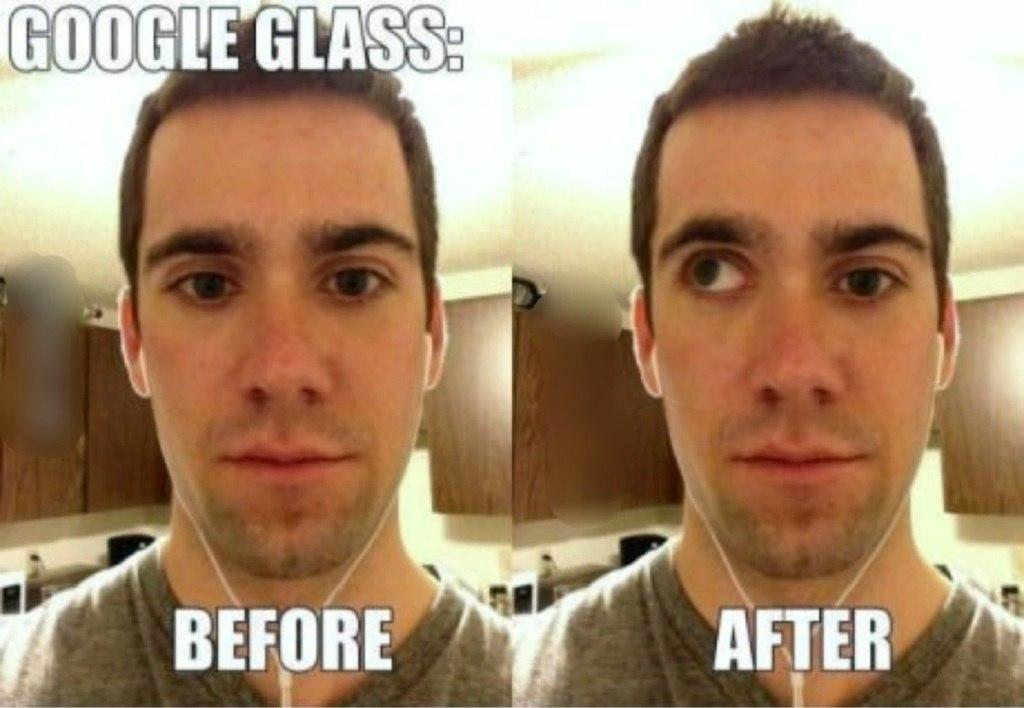 Будущее с Google Glass