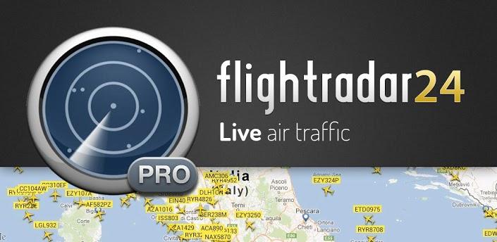 Будь в курсе того, что творится у тебя над головой с Flightradar24 Pro