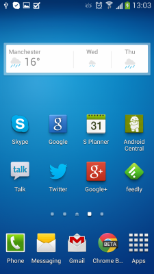 Запускаем Google Now на Samsung Galaxy S4