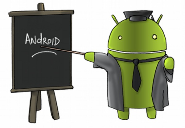 Android от А до Я: основные термины, хронология, вариации и разработка