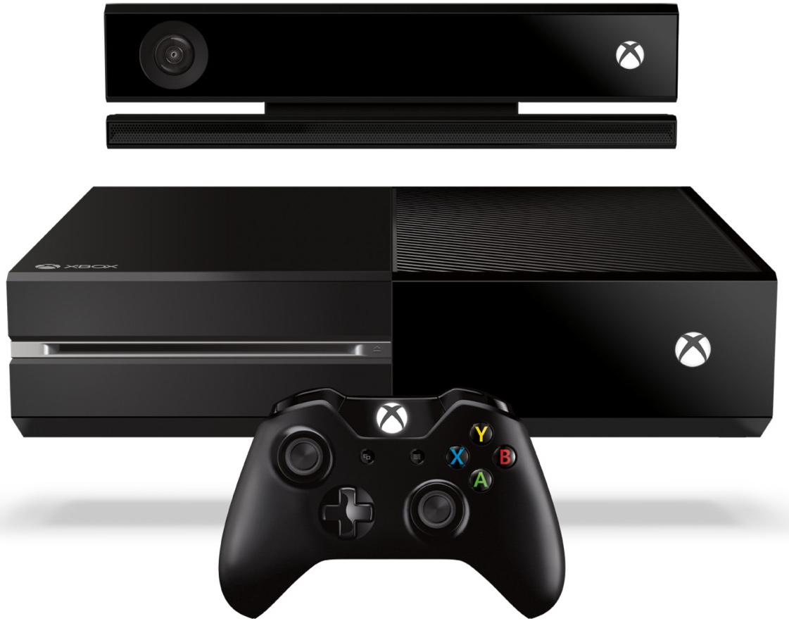 Небольшой обзор Xbox One