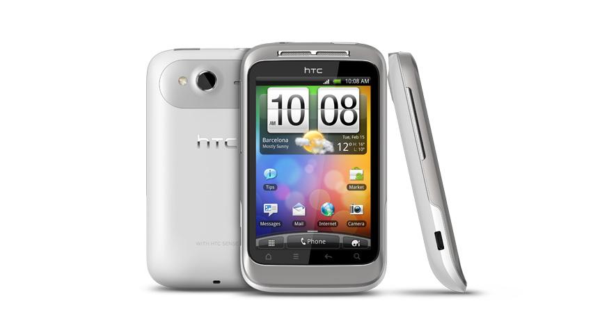 Обновляем HTC Wildfire S до Jelly Bean 4.1.2 с кастомным ROM'ом AOKP
