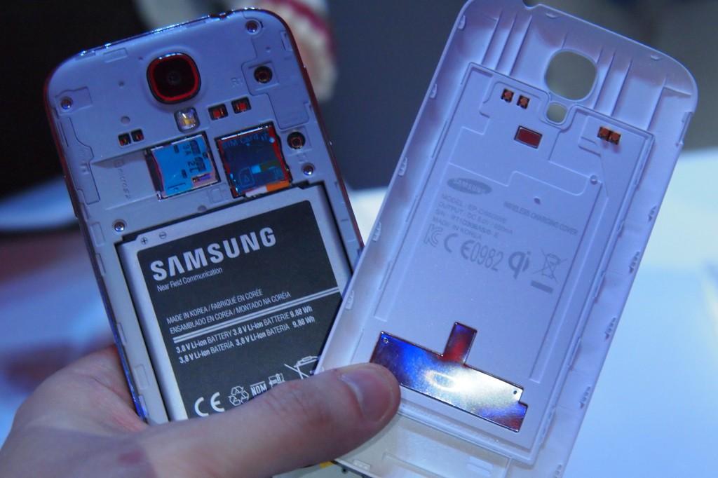 Увеличиваем длительность работы Galaxy S4