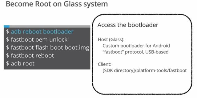 Получаем root-доступ для Google Glass