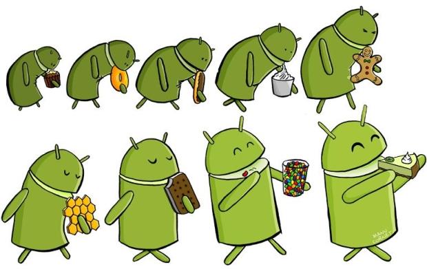 Android 4.3 или Android 5.0 Key Lime Pie: чего стоит ожидать от Google I/O 2013?