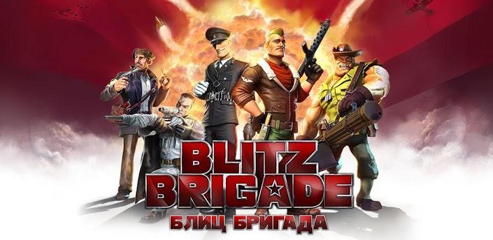 Blitz Brigade - онлайн шутер, в который можно играть с друзьями