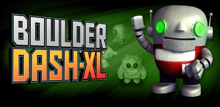 Boulder Dash-XL: прошлое обретает новые формы