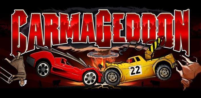 Carmageddon - классическая жестокость на дороге приходит на Android
