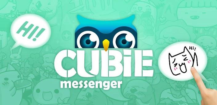 Cubie Messenger - общение с друзьями приобретает новые формы!