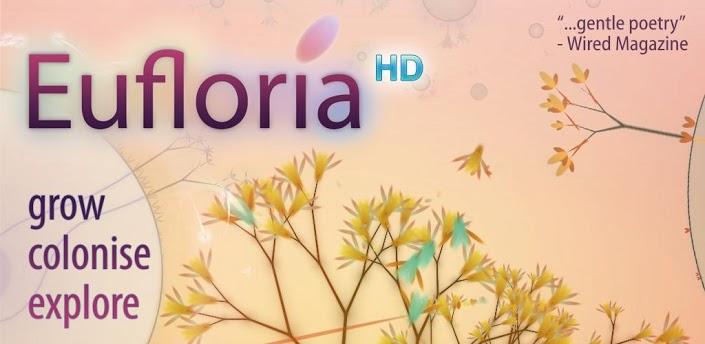 Eufloria HD - самая стильная инди-RTS на Android