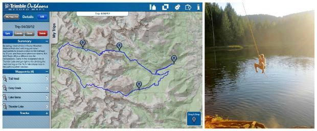 MyTopo Maps – Trimble Outdoors