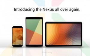 Nexus 5, Nexus 8 и Nexus 11 - какими их представляют пользователи