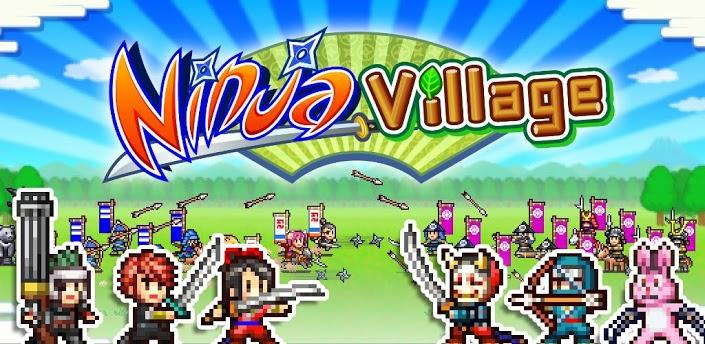 Ninja Village - увлекательная стратегия для вашего Android девайса