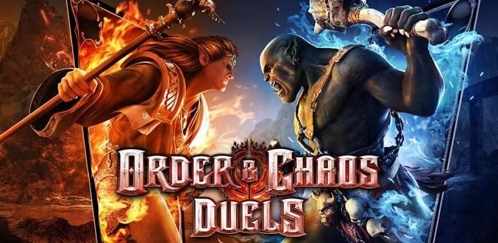 Order & Chaos Duels - продолжение культовой карточной игры