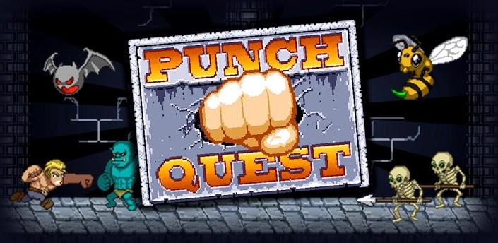 Punch Quest - лучший способ потратить 99 центов на свой Android девайс