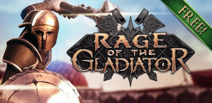 Rage of the Gladiator - нелегкая судьба гладиатора на Android