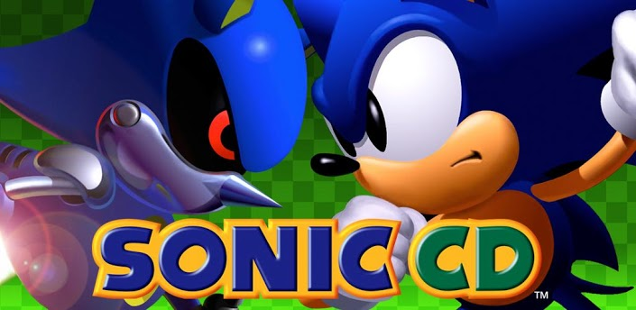 Sonic CD: экскурсия в детство