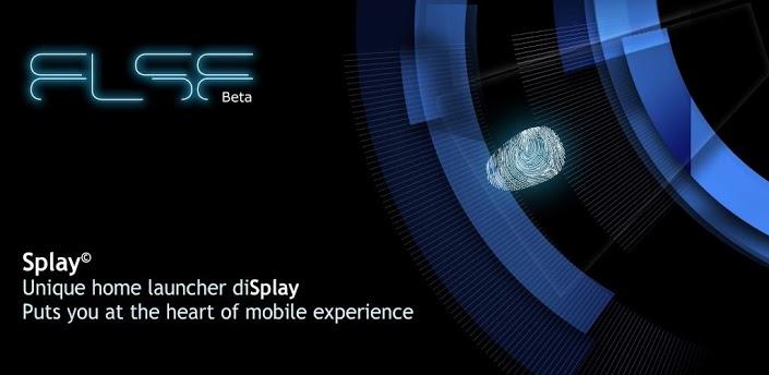 Splay Launcher для Android – радиальное меню для вашего девайса