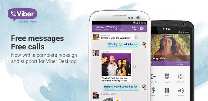 Viber запустили десктопный клиент и обновили мобильное приложение