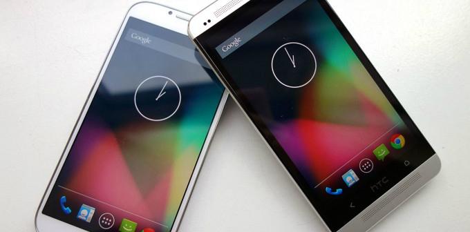 Есть ли смысл в Google Edition смартфонах от HTC и Samsung?