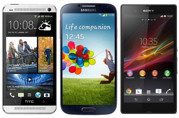 Лучшие Android смартфоны 2013 года