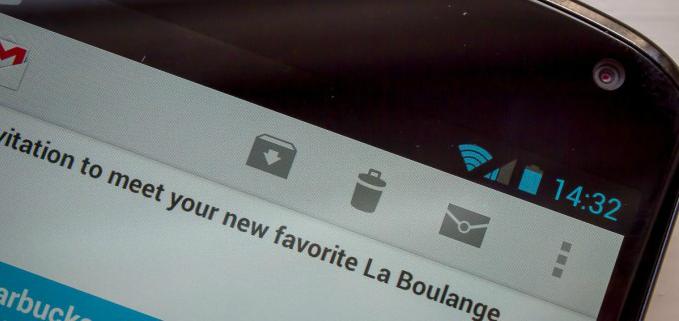 Небольшое руководство по архивированию и удалению сообщений в новом Gmail приложении