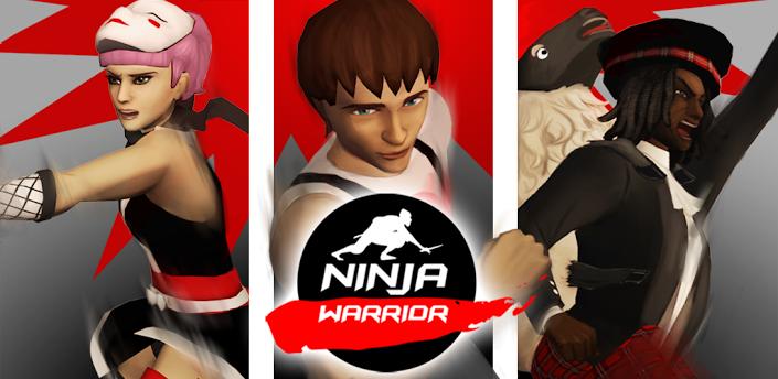 Ощути себя воином ниндзя с игрой Ninja Warrior