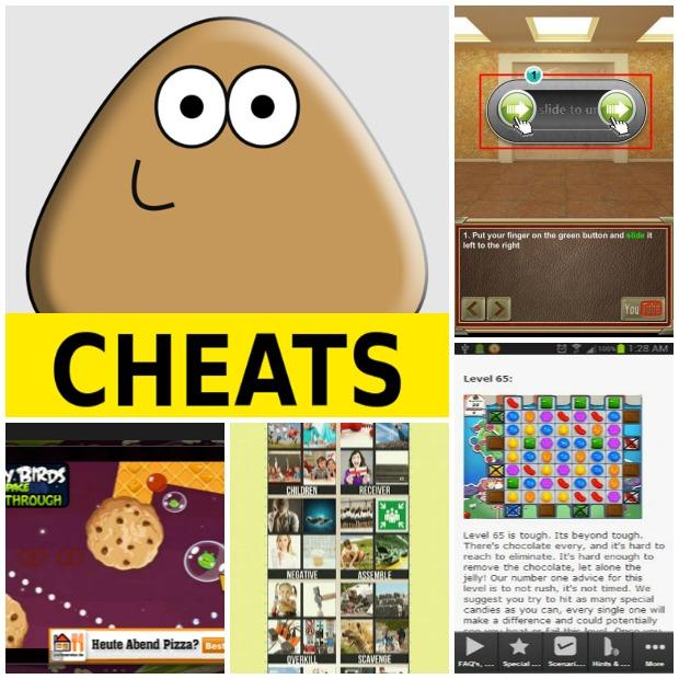 Приложения-читы для самых культовых Android игр