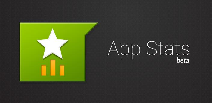 Следим за происходящим на Google Play при помощи App Stats