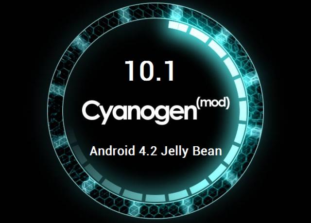 Ставим CM10.1 RC5 JB 4.2.2 Custom ROM на Google Nexus 7