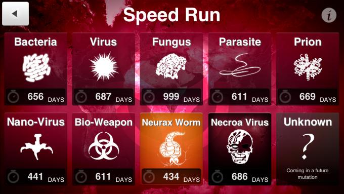 Эпидемия Plague Inc. 1.6 на Android начнется уже в августе