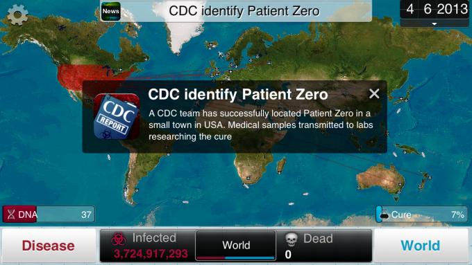 центр по контролю и профилактике заболеваний