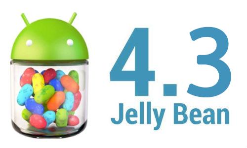 Android 4.3 Jelly Bean - новая версия мобильной операционной системы от Google