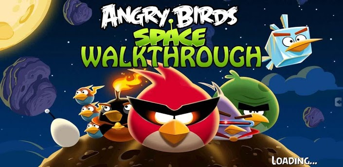 Angry Birds Space Guide